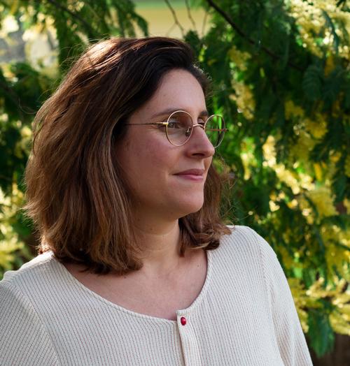 Laetitia Haas naturopathe et maitre praticienne en hypnose sajece