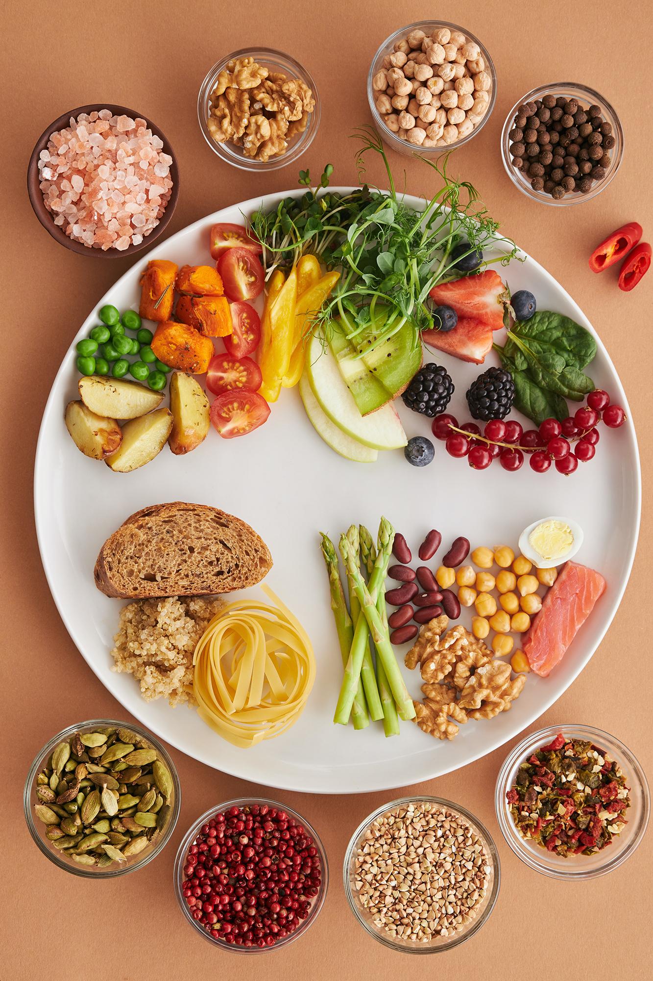L'alimentation au coeur de la naturopathie